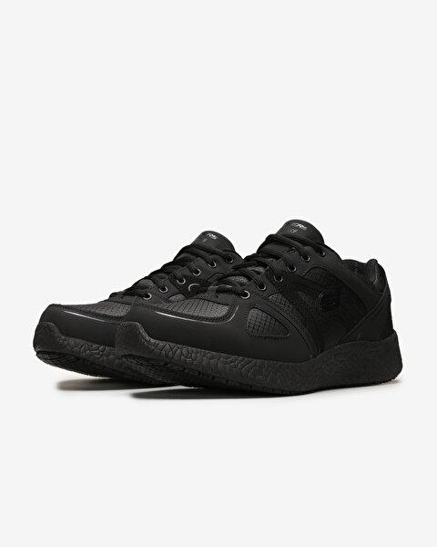 Burst Sr Erkek Siyah Günlük Ayakkabı-2
