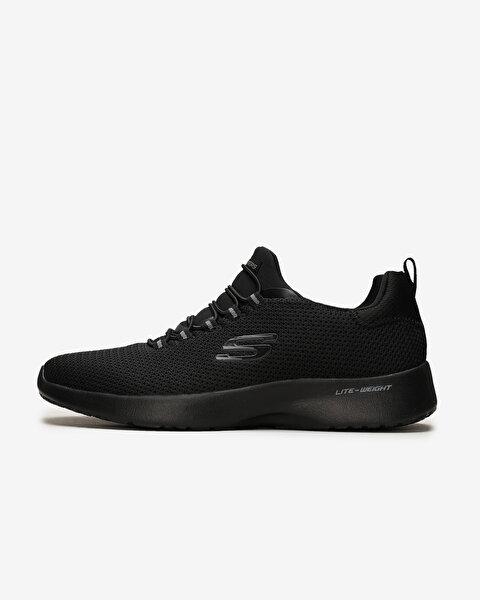 Dynamight Erkek Siyah Spor Ayakkabı