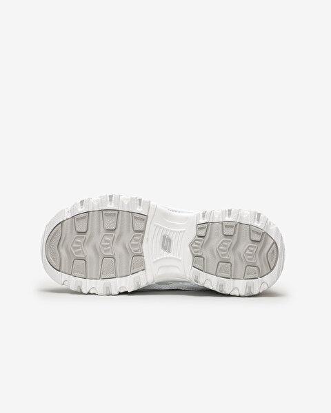 D'lites-In The Clear Büyük Kız Çocuk Beyaz Spor Ayakkabı-4