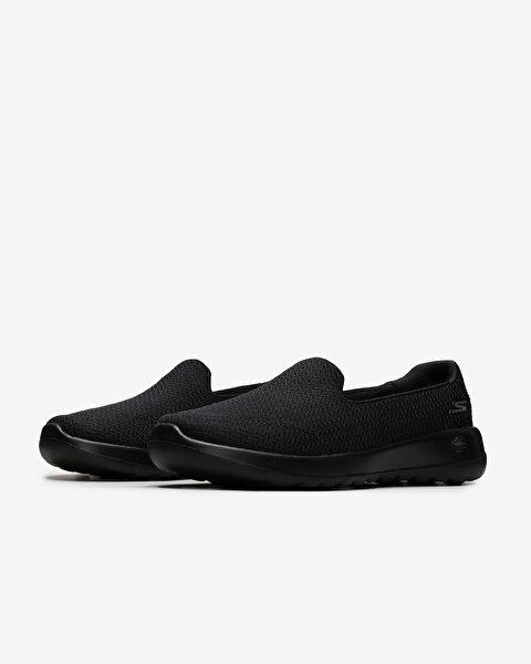 Go Walk Joy- Splendid Kadın Siyah Yürüyüş Ayakkabısı-2