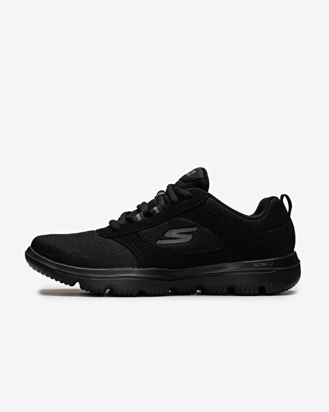 Go Walk Evolution Ultra-Enhan Kadın Siyah Yürüyüş Ayakkabısı