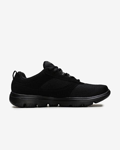 Go Walk Evolution Ultra-Enhan Kadın Siyah Yürüyüş Ayakkabısı-1