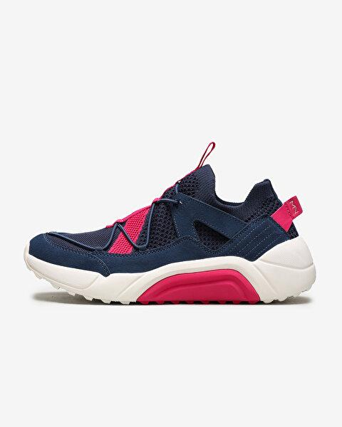 Enduro - Jolla Kadın Lacivert Spor Ayakkabı
