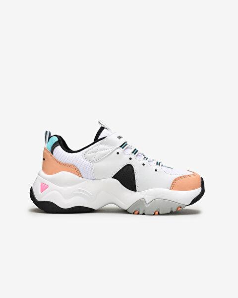 D'lites 3.0 - Zenway Ii Büyük Kız Çocuk Beyaz Spor Ayakkabı-1