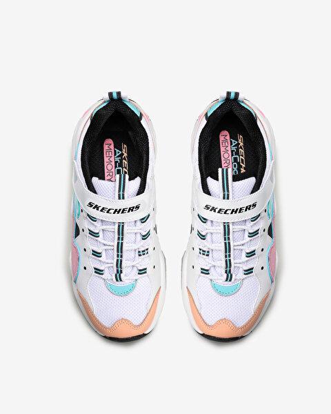 D'lites 3.0 - Zenway Ii Büyük Kız Çocuk Beyaz Spor Ayakkabı-5